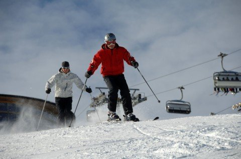 Skiing holidays at Plan de Corones